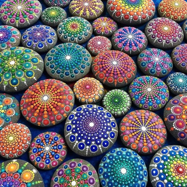 Colorful Mandala Art