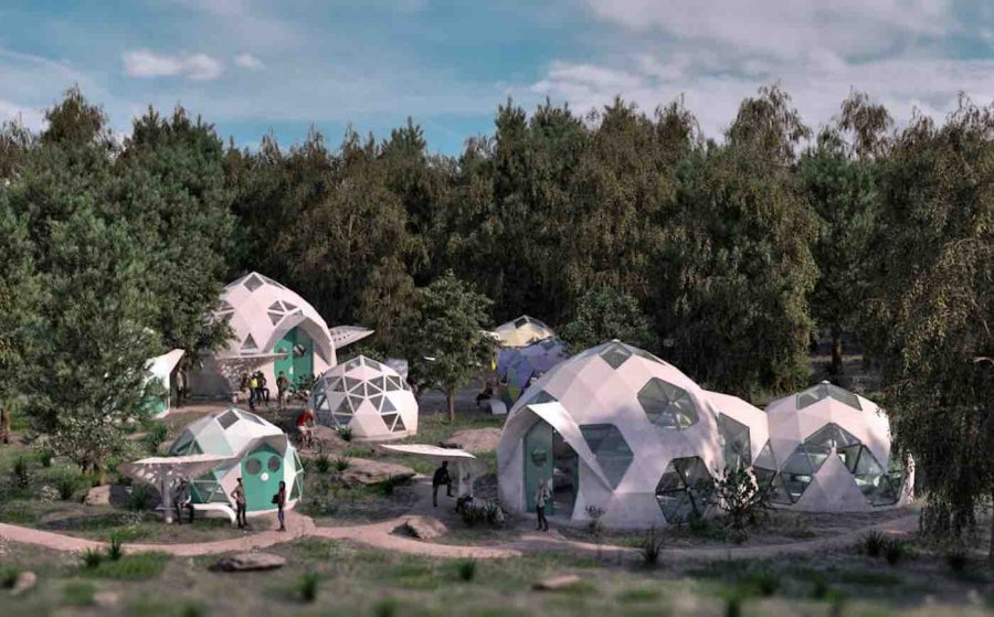 Geodesic Dome Houses Geoship Released