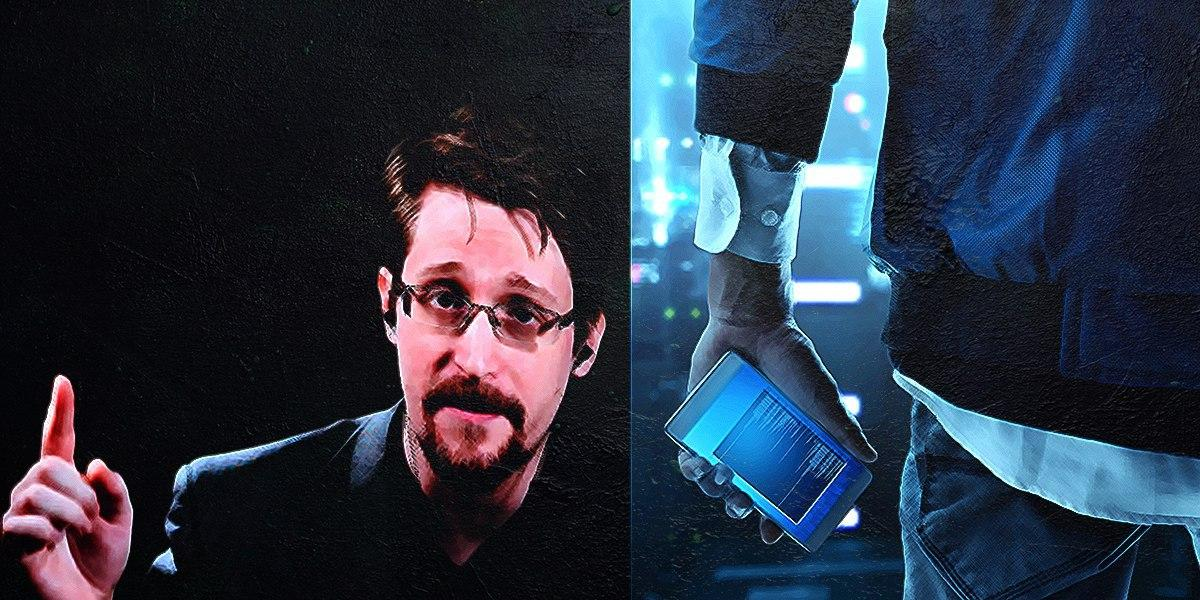 "Snowden Warns The Governments Are Building ""The Architecture Of Oppression"" Using The Coronavirus Situation Photo_2020-04-12_11-59-18"