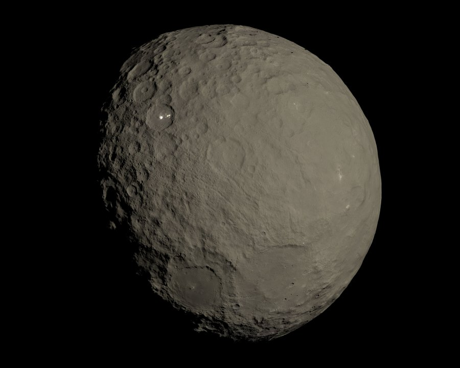 Ceres dwarf planet