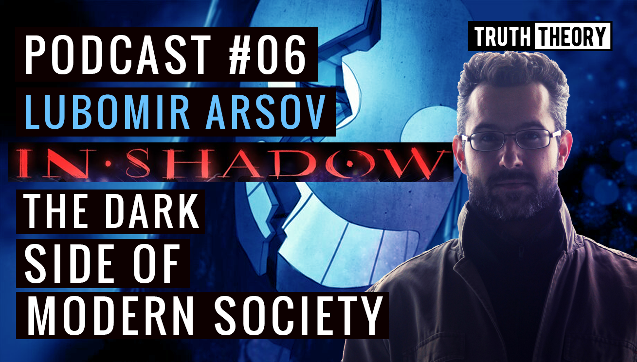 Lubomir Arsov In Shadow animated movie