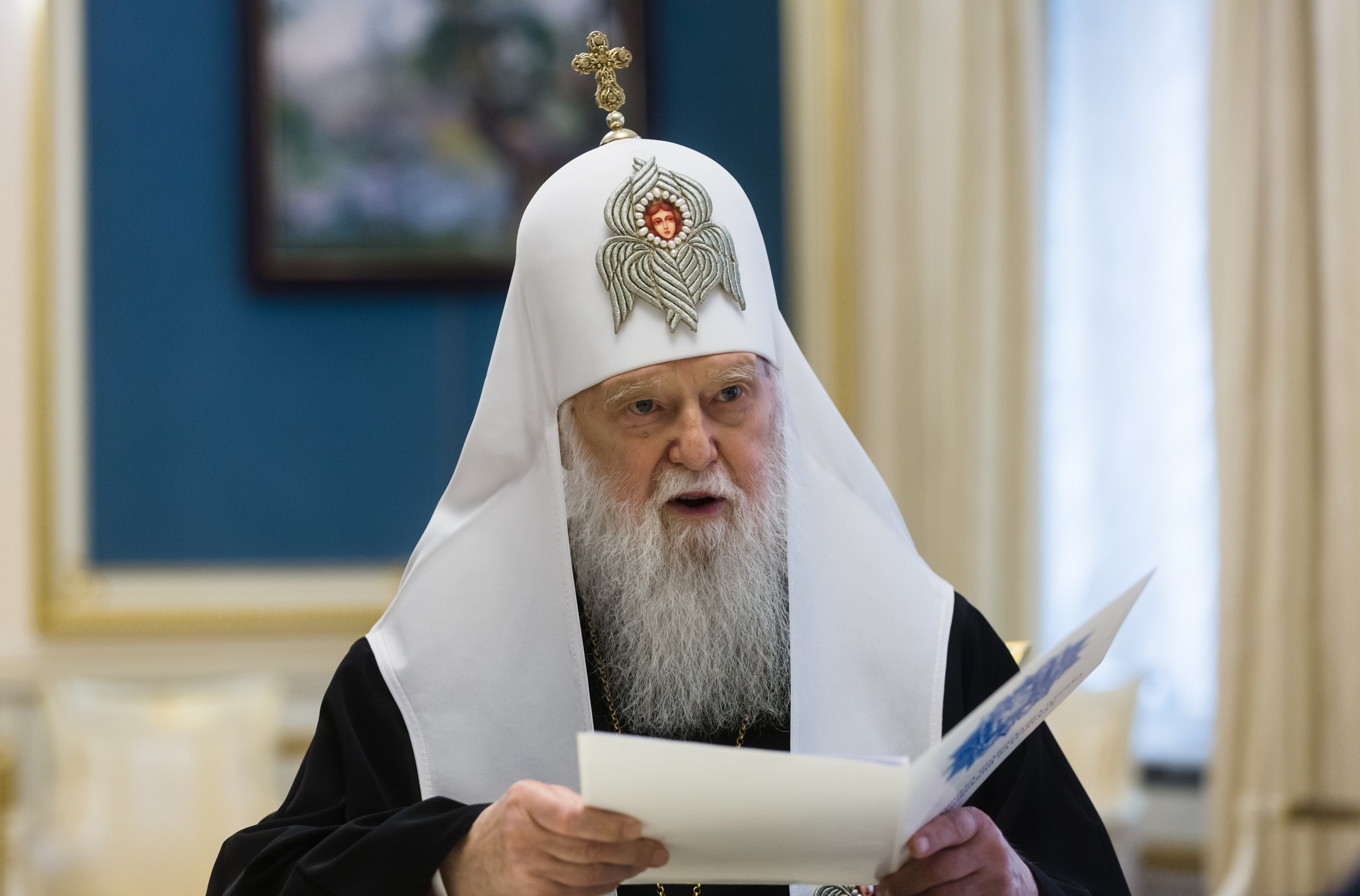 Filaret Covid19 Gay Marriages