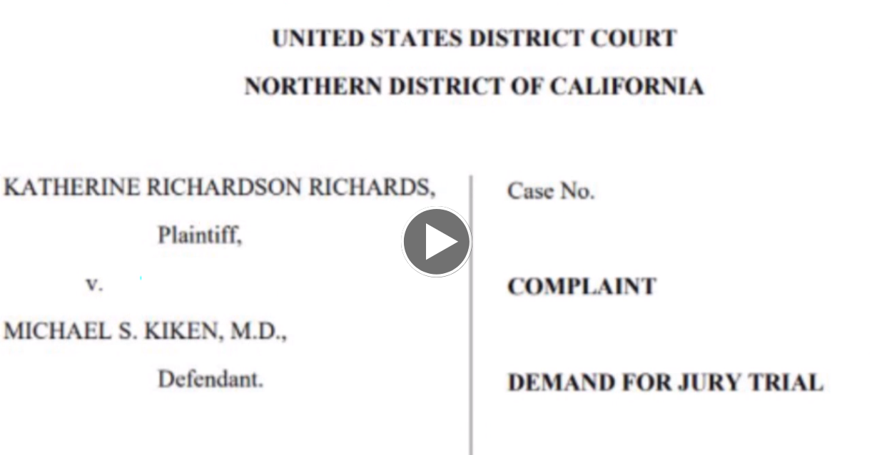 Livermore woman sues fertility doctor for allegedly using own sperm to impregnate her twice3