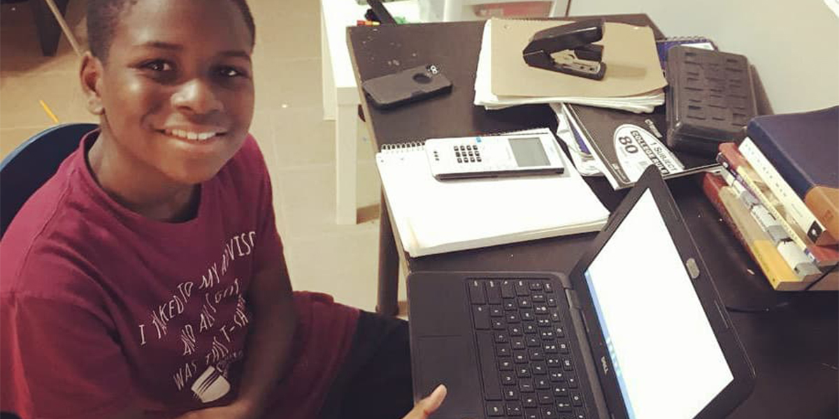 Child Prodigy Set To Be The Youngest Person To Study Aerospace Engineering At Georgia Tech Caleb-Anderson