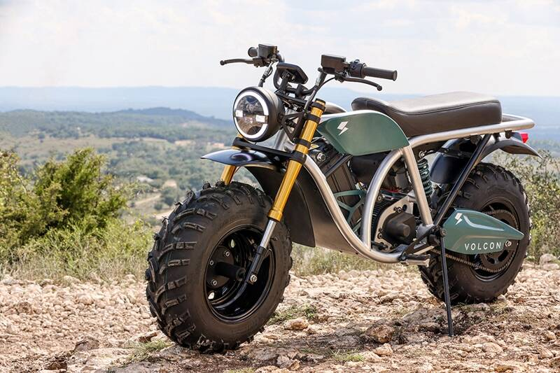 Volcon Electric Motorcycle