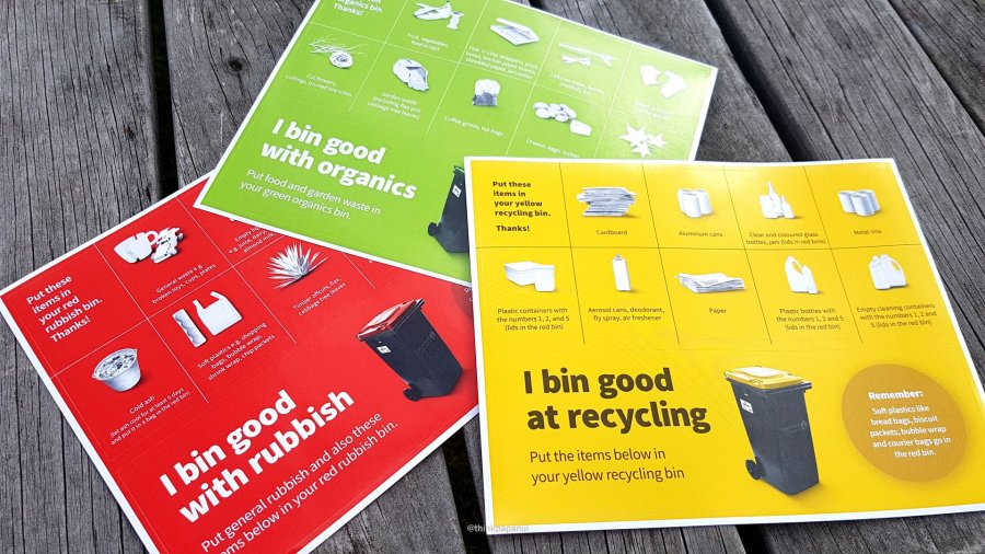 New Zealand Recycling