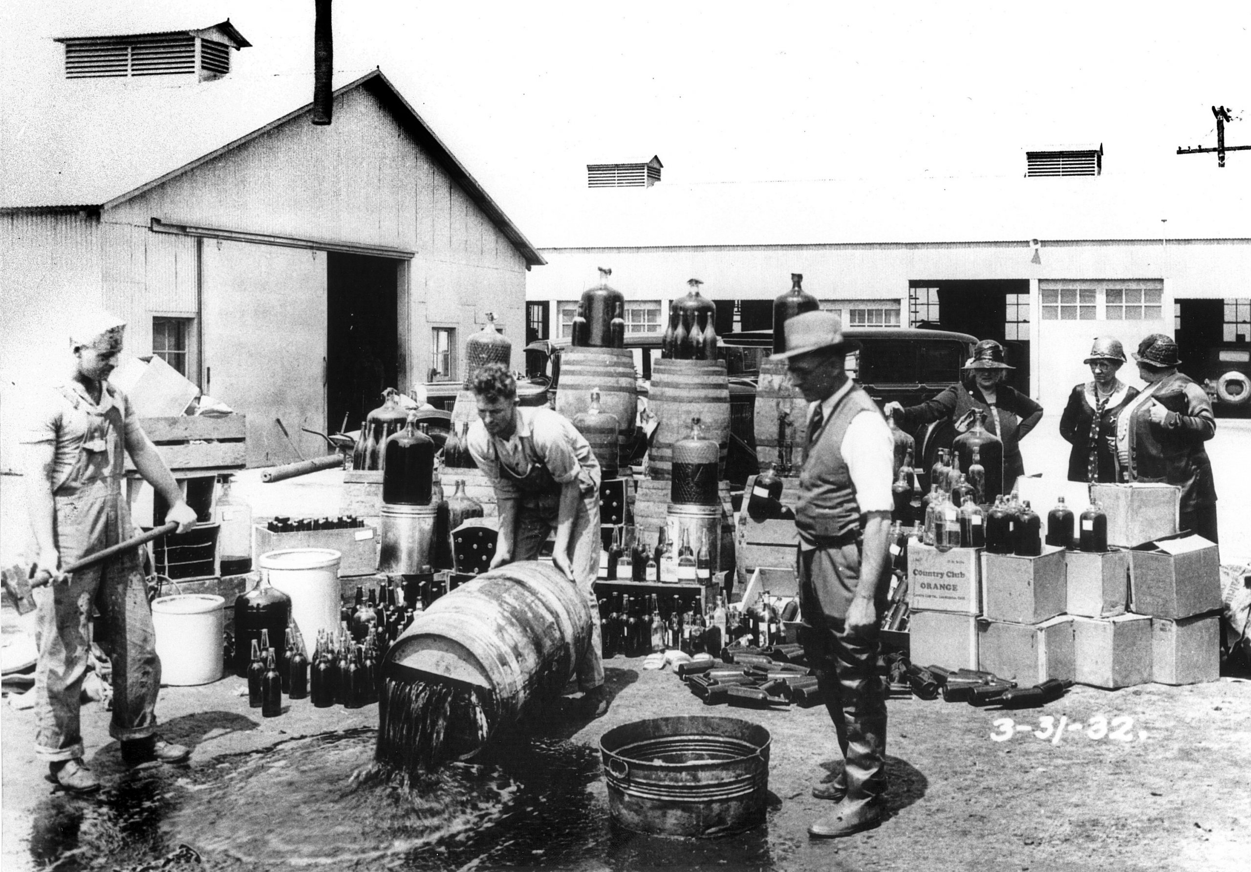 us government poisoned alcohol